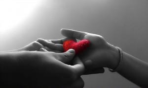 Сердце в руке 10