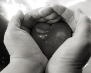 Сердце в руке 2