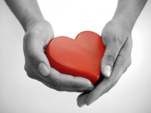 Сердце в руке 3