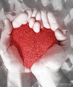 Сердце в руке 4