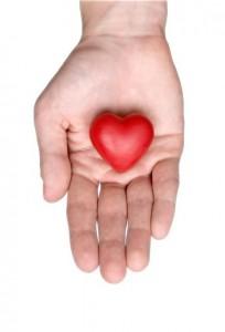 Сердце в руке 5