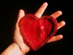 Сердце в руке 8
