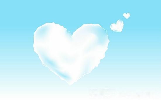 Сердце на небе